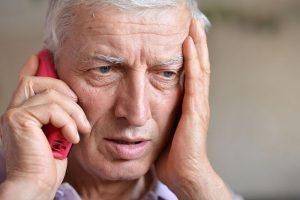 Elderly-worried-man-phone