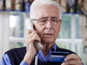 Anatomy of A Telephone Identity Theft