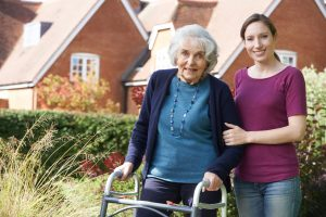 Caring for a Senior with a Caregiver Agreement